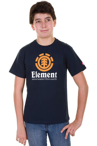 Element Vertical FA13 T-Shirt kids (total eclipse)