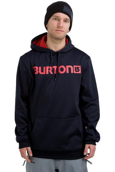 Burton Crown Bonded Hoodie (eclipse)