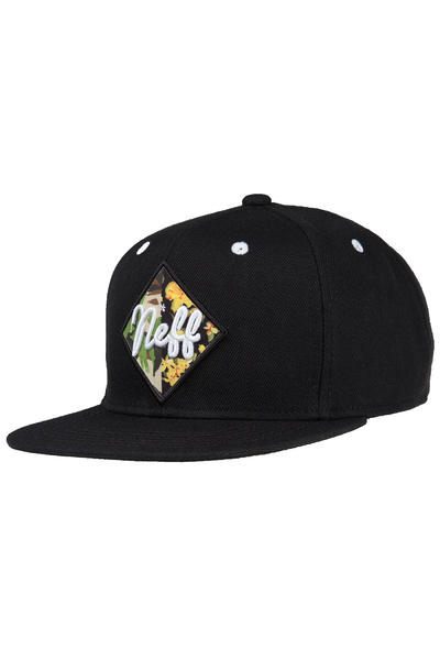 Neff Commando Patch Snapback Cap (black)