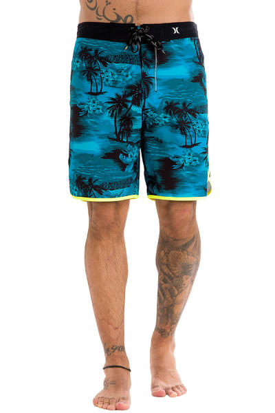 Hurley Phantom Aloha Boardshorts (cyan)