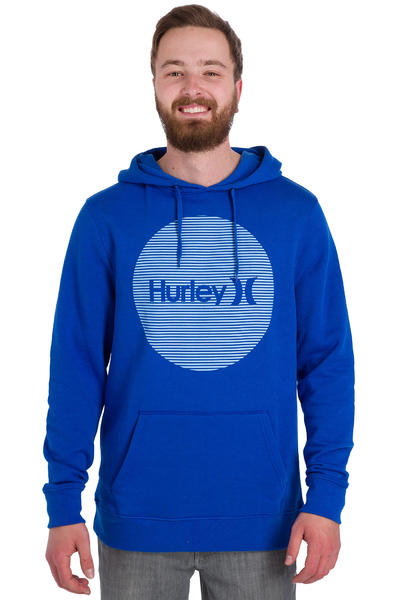 Hurley Krush & Only Hoodie (ultramarine blue)