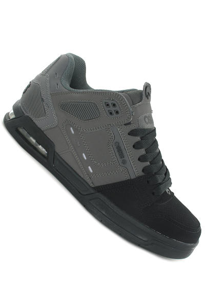 Osiris Peril Schuh (black charcoal grey)