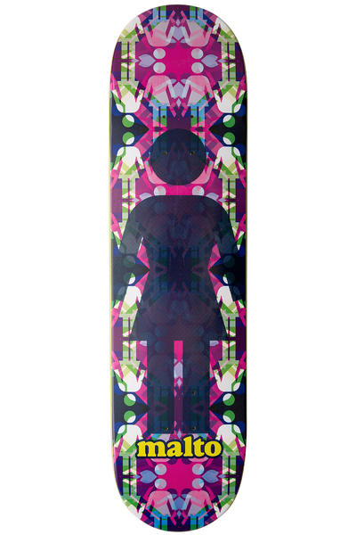 "Girl Malto Kaleidoskate 8.125"" Deck (purple)"