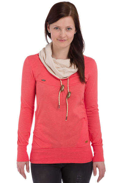 Ragwear Chenay Sweatshirt women (coral melange)