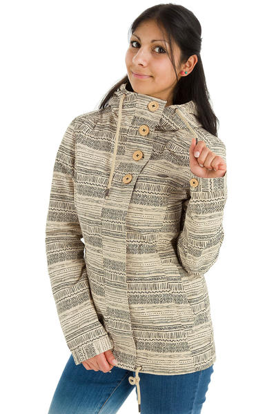 Ragwear Lynx Native Jacke women (navajo creme brulee)
