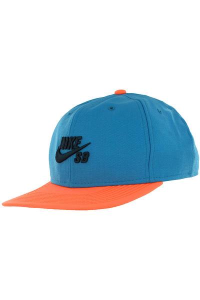 Nike SB Icon Snapback Cap (vivid blue)