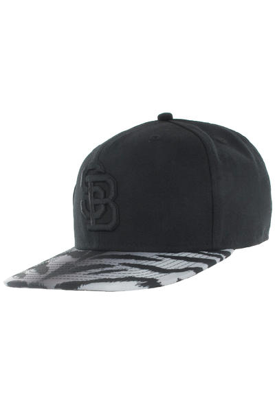 Nike SB Party Snapback Cap (black black)