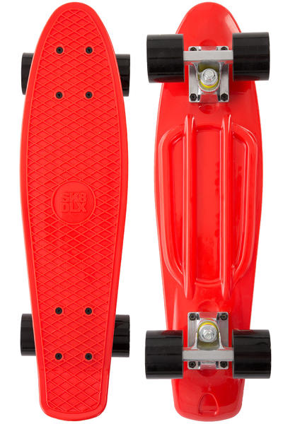 SK8DLX Asphalt Cruiser (red black)
