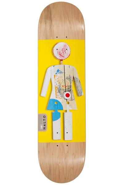 """Girl Malto On Exhibit 8.125"""" Deck (natural)"""