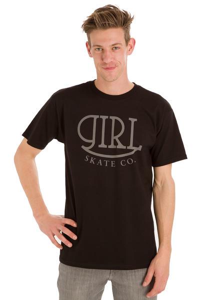 Girl Fleetwood T-Shirt (black)