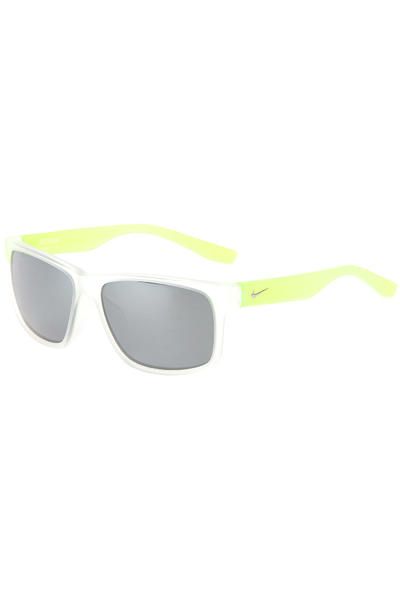 Nike SB Cruiser Sunglasses (matte crystal volt grey)