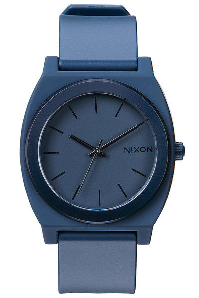 Nixon The Time Teller P Uhr (steel blue ano)