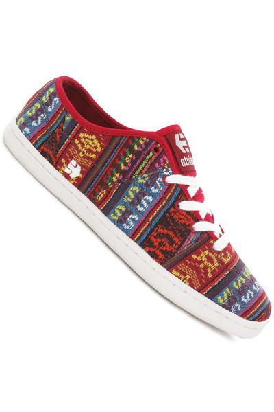 Etnies Senix D Low Schuh women (red)
