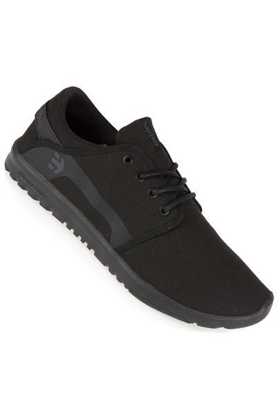 Etnies Scout Schuh (black black)