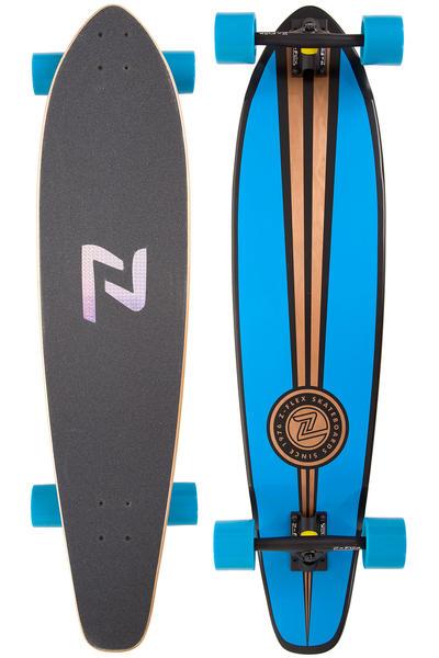 """Z-Flex Roundtail 39.5"""" (100,3cm) Komplett-Longboard (blue)"""