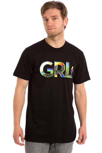 Girl Spectrum T-Shirt (black)