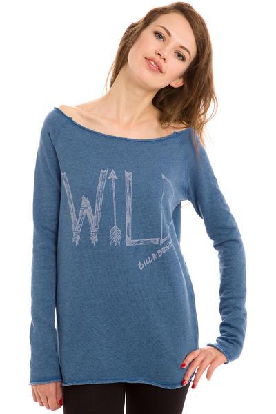 Billabong Wild And Fun Longsleeve women (blue bird)