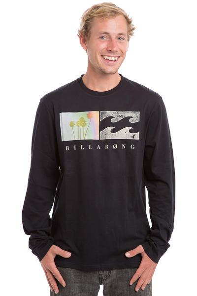 Billabong Split Wave Longsleeve (black)