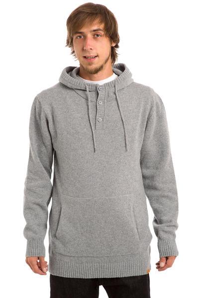 Cleptomanicx Emil 2 Hoodie (heather grey)