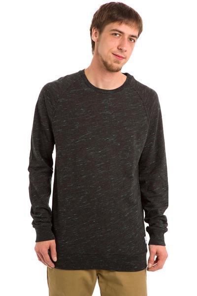 Cleptomanicx Flarry Sweatshirt (pirate black)
