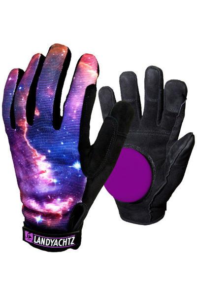 Landyachtz Space Freeride Slide Handschuhe (space print)