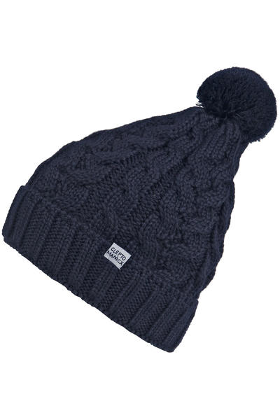 Cleptomanicx Wasa FA14 Mütze women (dark navy)