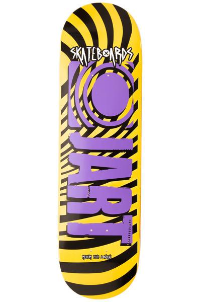 "Jart Skateboards Super Size Me 8.75"" Deck (yellow purple)"