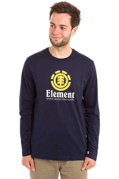 Element Vertical Longsleeve (indigo)