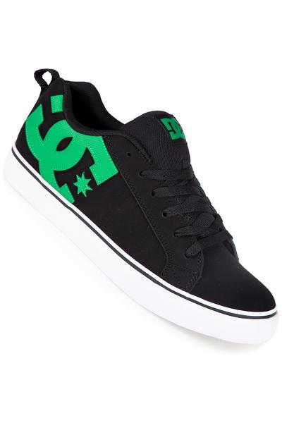 DC Court Vulc Schuh (black green white)