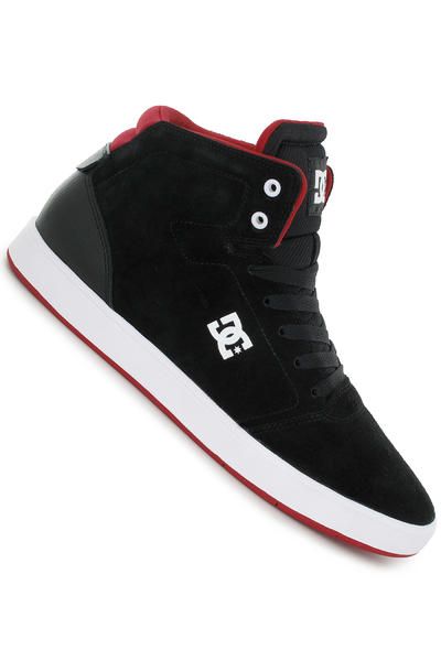 DC Crisis Hi Schuh (black red)