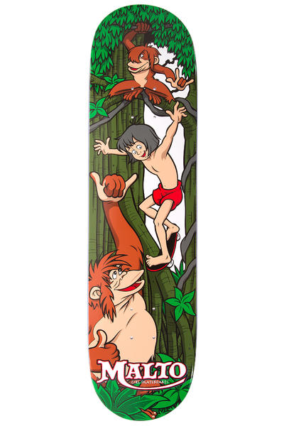 "Girl Malto One Off Mowgli 8.125"" Deck (multi)"
