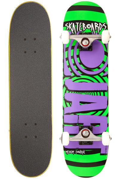 "Jart Skateboards Mini Size 7.25"" Komplettboard (green)"