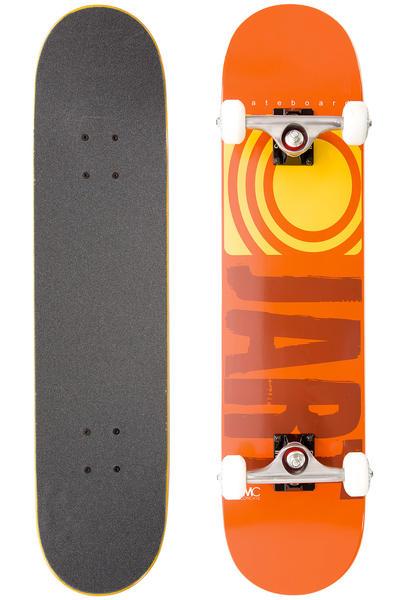 "Jart Skateboards Logo Basic SP14 7.5"" Komplettboard (orange)"