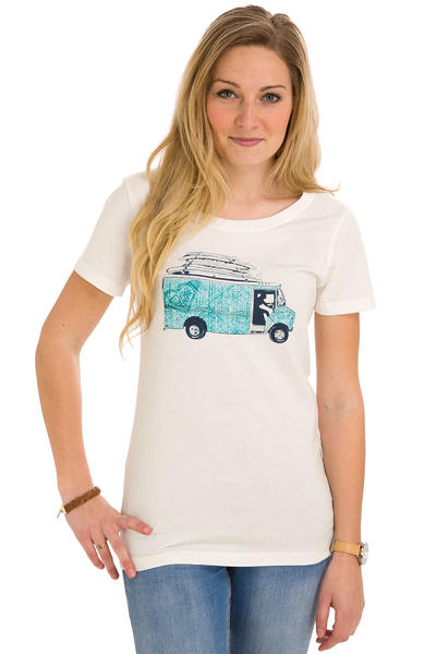 Roxy Good Looking A T-Shirt women (sea spray)