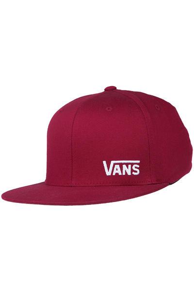 Vans Splitz FlexFit Cap (burgundy white)