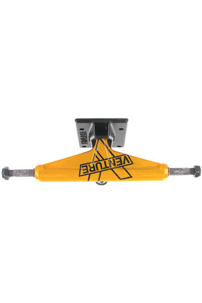 "Venture Trucks V-Lights Marquee Killer Low 5.25"" Achse (yellow black)"