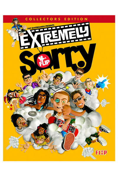 Flip Extremely Sorry DVD