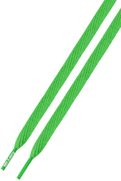 Mr. Lacy Smallies Laces (kelly green)