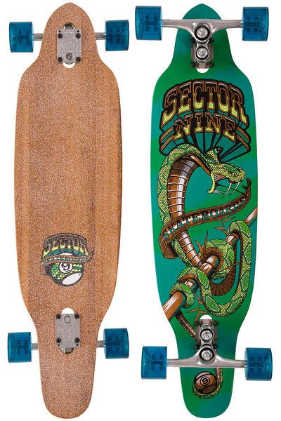 """Sector 9 Striker 36.5"""" (92,7cm) Komplett-Longboard 2014 (green)"""