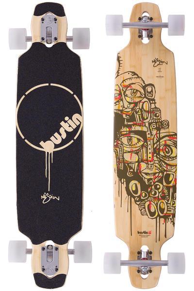 """Bustin Mission 40"""" (101,6cm) Komplett-Longboard"""