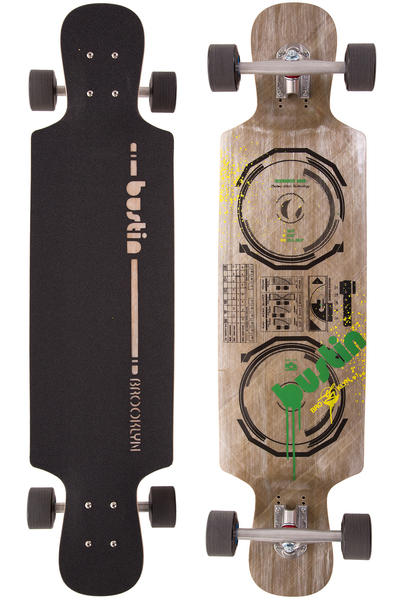 """Bustin Boombox 38"""" (96,5cm) Komplett-Longboard"""