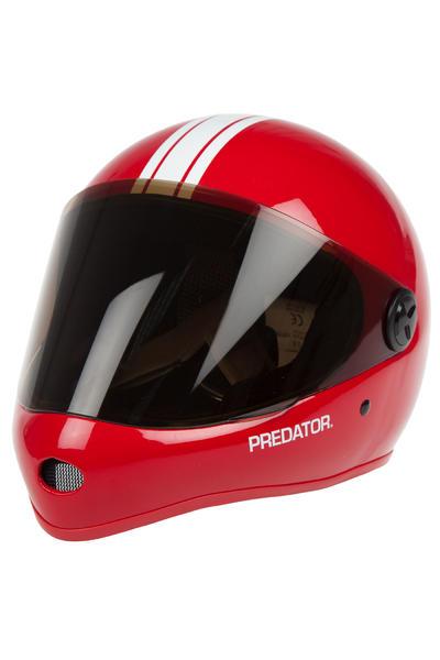 Predator DH-6 Skate Helm (red)