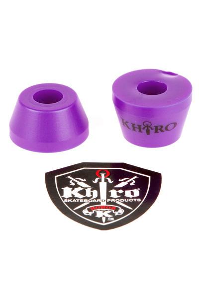 Khiro 98A Tall Cone Lenkgummi (purple)