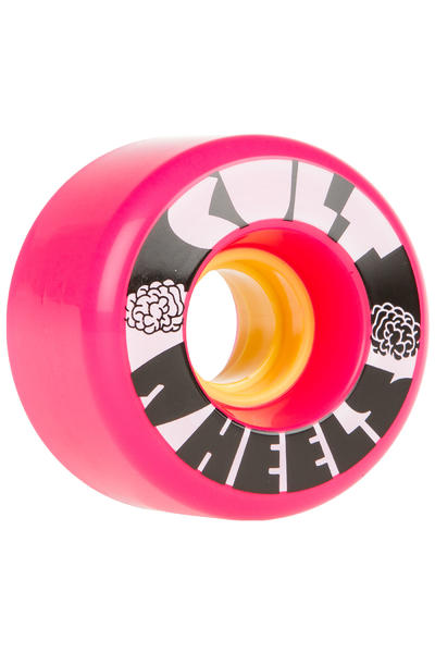 Cult IST 63mm 80A Wheel (pink) 4 Pack