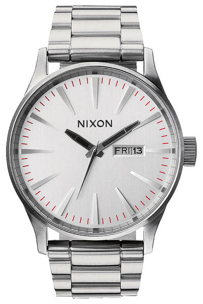 Nixon The Sentry SS Watch (silver)