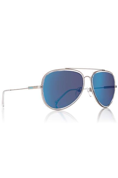 Dragon Status Sunglasses (matte silver blue ion)
