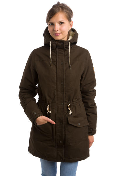 Forvert Tartu Jacket women (brown)