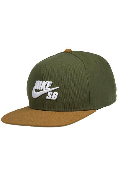Nike SB Icon Snapback Cap (cargo khaki)