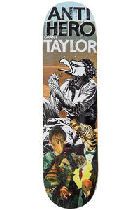 "Anti Hero Taylor Wild Unknown 8.25"" Deck (multi)"