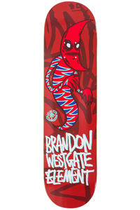 "Element Westgate Sprites 7.75"" Deck (red)"
